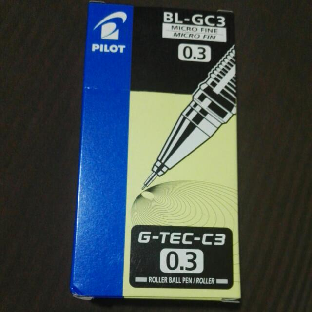 Pilot G-TEC 12pcs