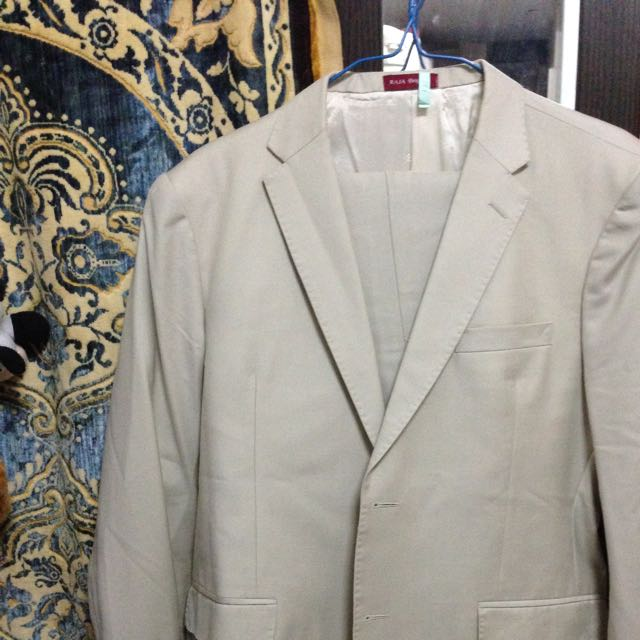 RAJA Business Suit And Suit Pants