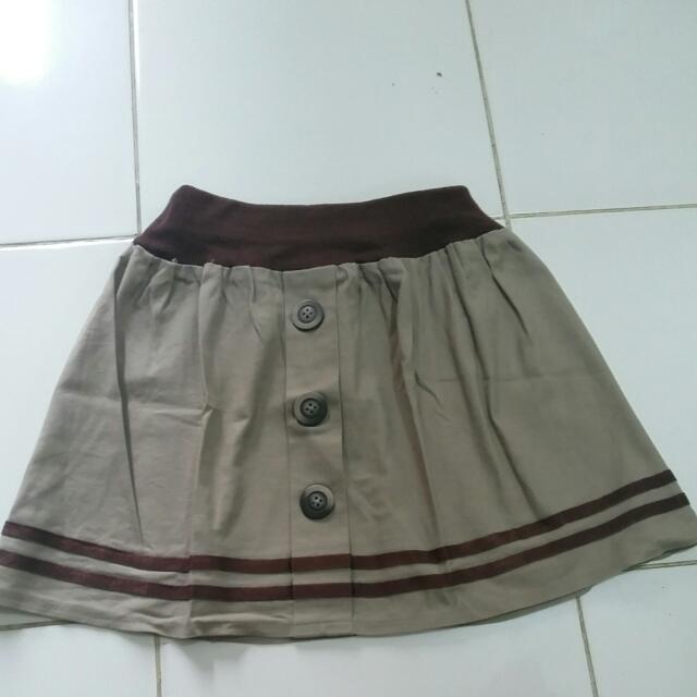 Rok Casual Mini