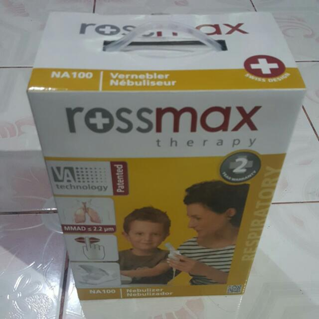 Rossmax Theraphy Nebulizer