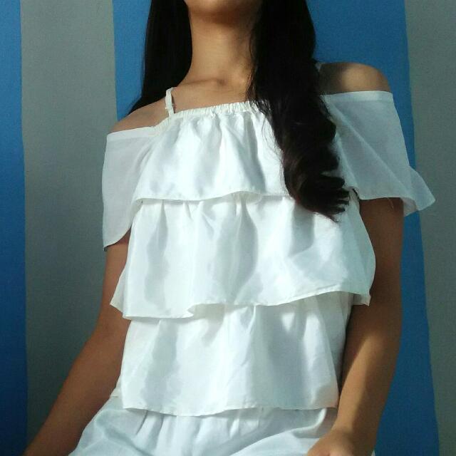 Sabrina White Layer