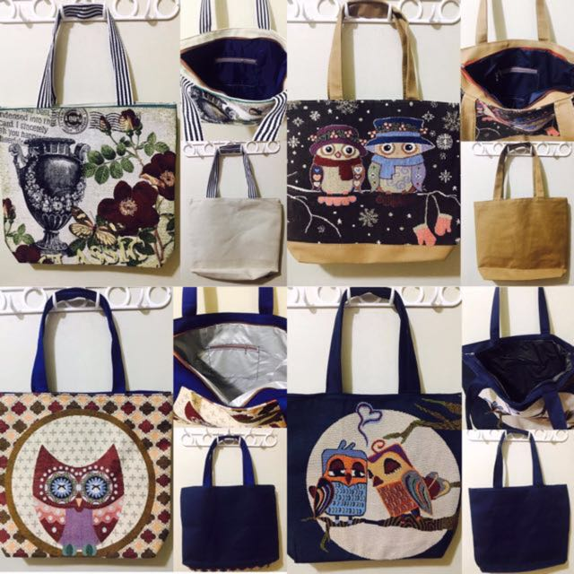 SALE!!! Imported Carry-all Bag