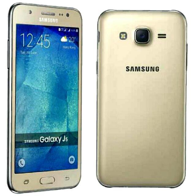 Samsung Galaxy J5 Gold 2016