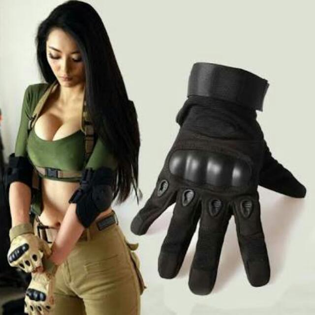 Sarung Tangan Oakley Full Finger