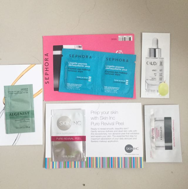Sephora Tester Package Take All
