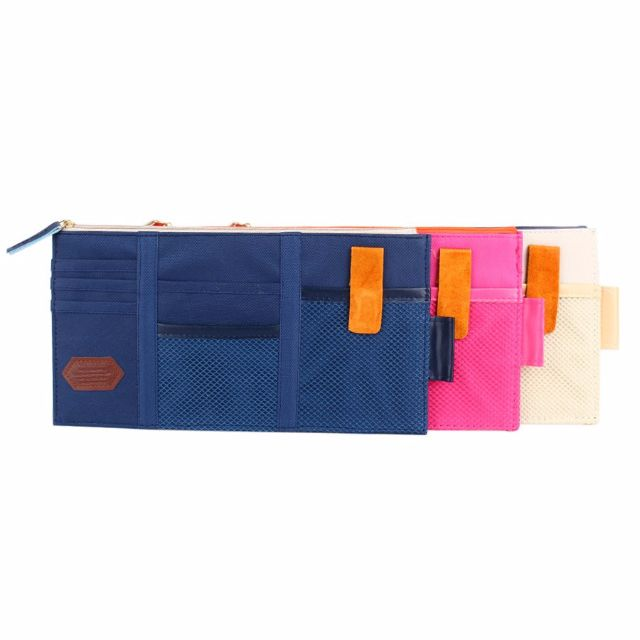 Sunvisor Pocket Car Organizer
