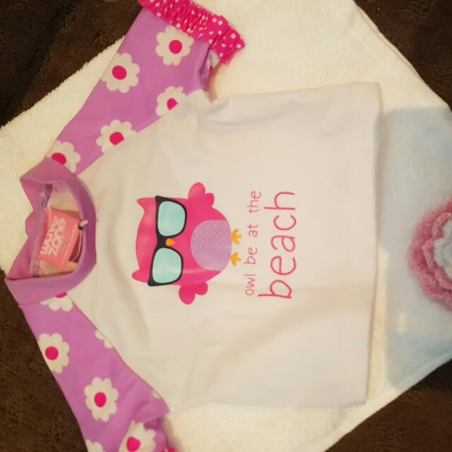 Swim Top New Born