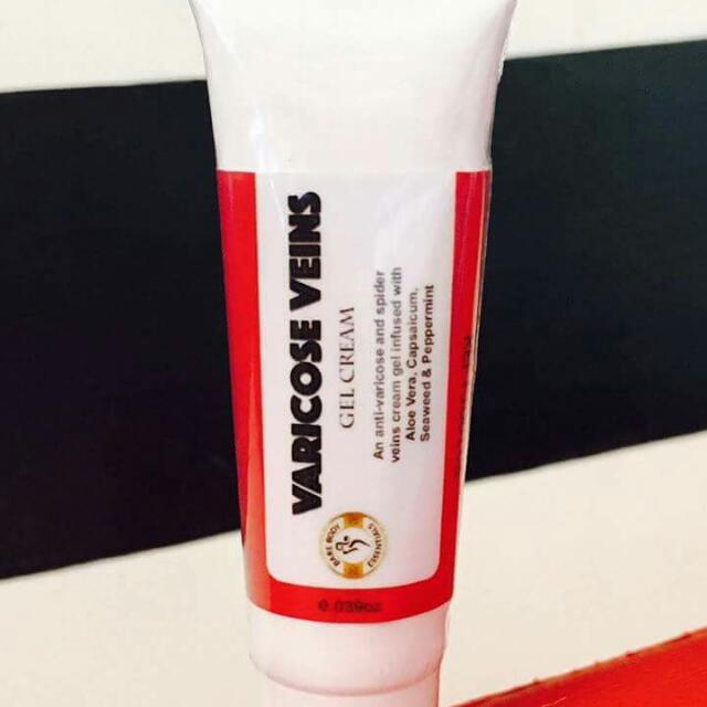 The Unbeatable The Most Affordable The Most Effective Varicose Vein Gel Cream Today !