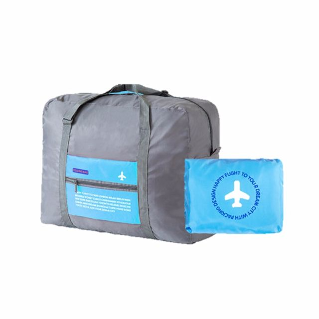 Travel Square Foldable Bag