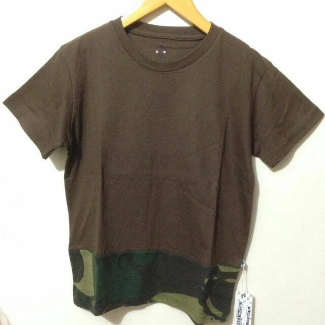 Tshirt Camo Miniature
