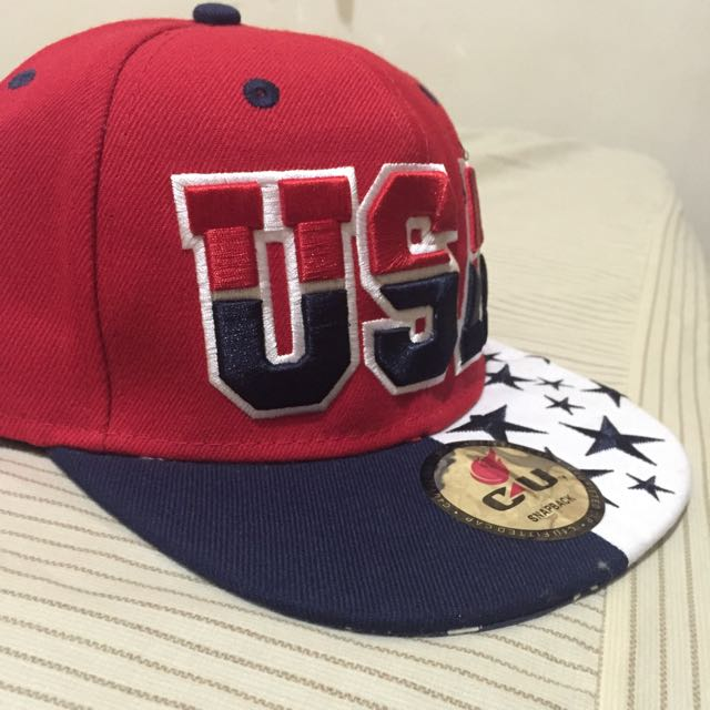 美國USA嘻哈帽子