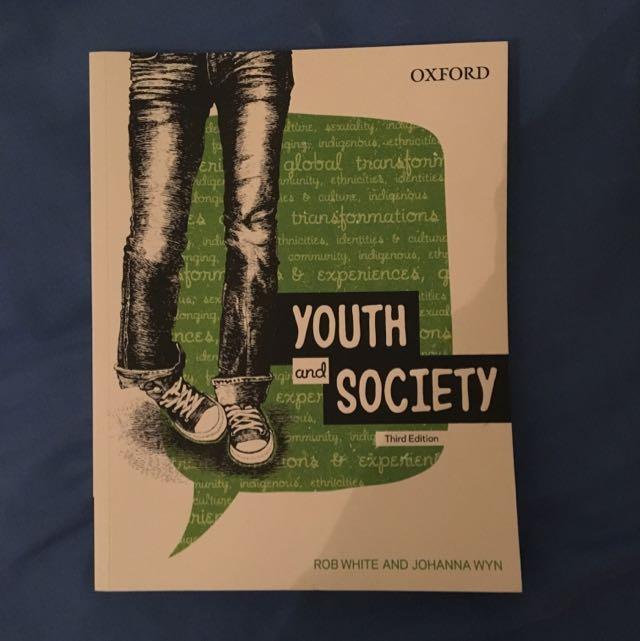 Youth & Society - Third Edition