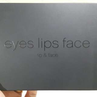 ELF Lip And Face palette
