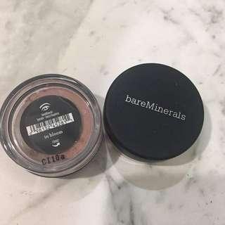 """Bare Minerals Eyeshadow Powder In """"in Bloom"""""""