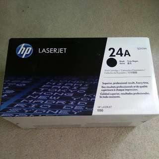 Brand New Sealed HP 24A Q2624A Toner Cartridge