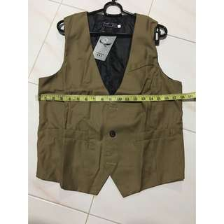Khakis Color Vest