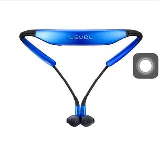 samsung level u 時尚藍牙耳機 頸掛式