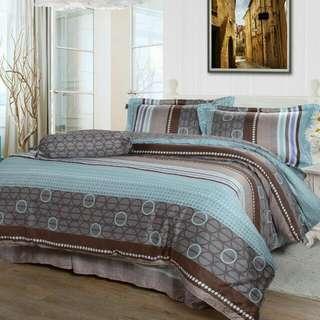 天絲床罩組 賣家寄免運