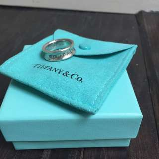 Authentic Tiffany & Co Ring