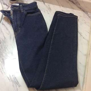 REDUCED American Apparel High Waisted Jeans