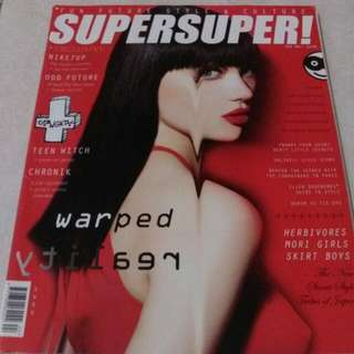 SUPERSUPER! magazine