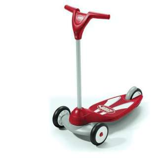 RADIO FLYER MY 1ST SCOOTERregistered SPORT - USED BUT VERY GOOD CONDITION - ORIG. PRICE WAS $49.97+TAX