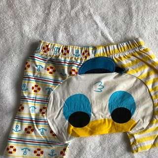 Summer Short Pants