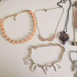 Assorted Necklace Pack