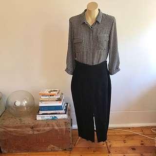 Willow Split Skirt