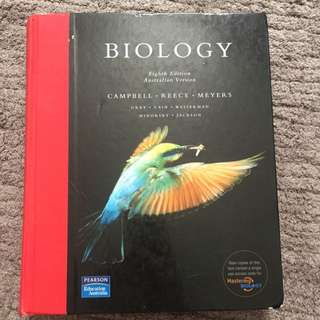 Biology - Campbell Reece And Meyers