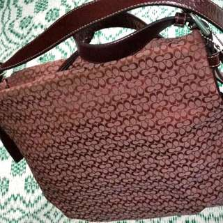 Authentic Couch Shoulder Bag