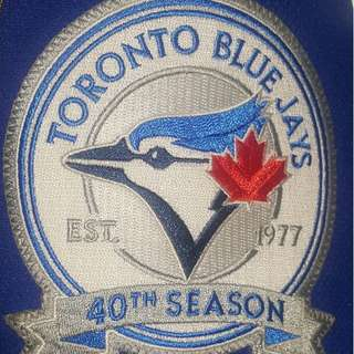 Josh Donaldson 40th Season Authentic Jersey
