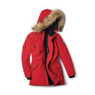 Mid-Length Down Parka ALPINETEK