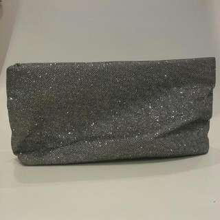 Glittery Lancôme Makeup Bag