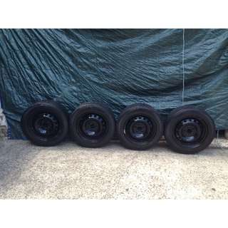 New set of Tyres