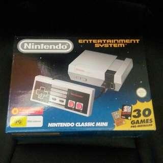 SNES Classic Nintendo Mini Bewnd New
