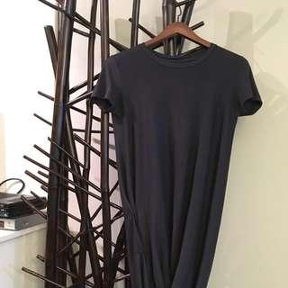 Authentic Kristense Du Nord Draped Dress