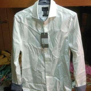 H&M白襯衫(xs)