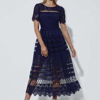 RENTING Mossman Dress Size 8