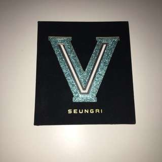 VVIP Seungri 1st Mini Album V