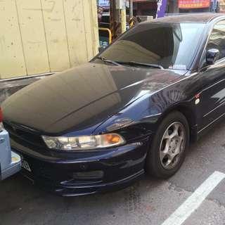00年 三菱Galant 黑色 正常代步車 實車實價