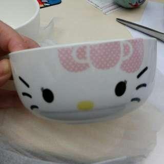 貓咪陶瓷飯碗 (現貨各色1個)