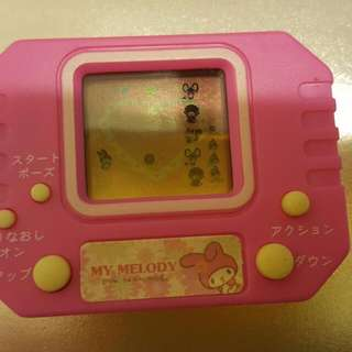 melody sanrio 遊戲機