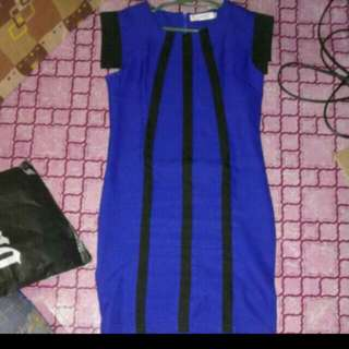 Celest' Blue Dress