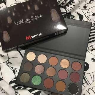 Morphe x Kathleen Lights Palette