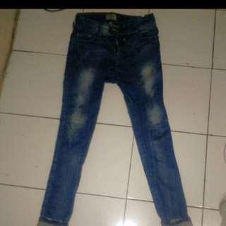jeans skinny ( Bershka Gril)