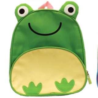 Frog Animal Backpack Bag