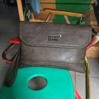 Hand Bag Mont Blanc