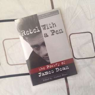 Poetry of James Dean: Rebel With a Pen