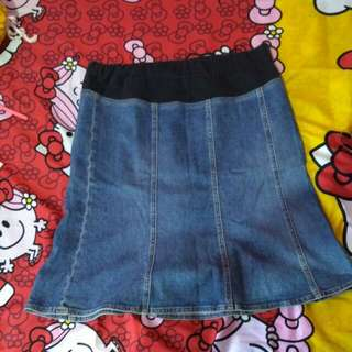 Rok Jeans Gap